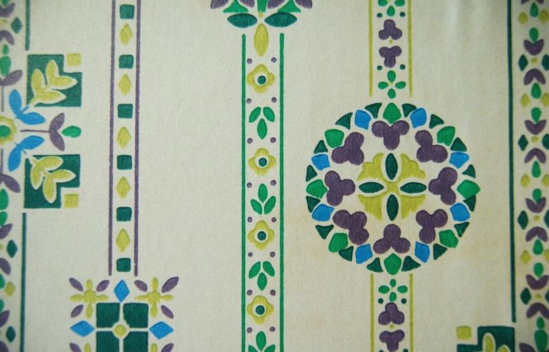 File sewing room wallpaper at alberton auckland jpg wikimedia