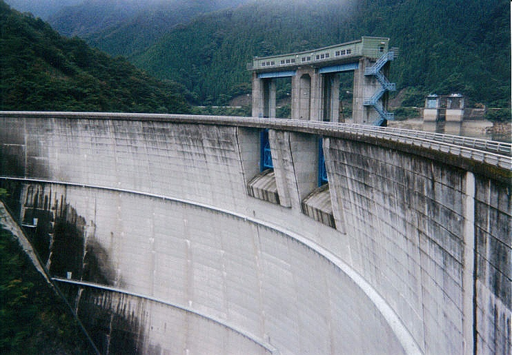 Shintoyone Dam