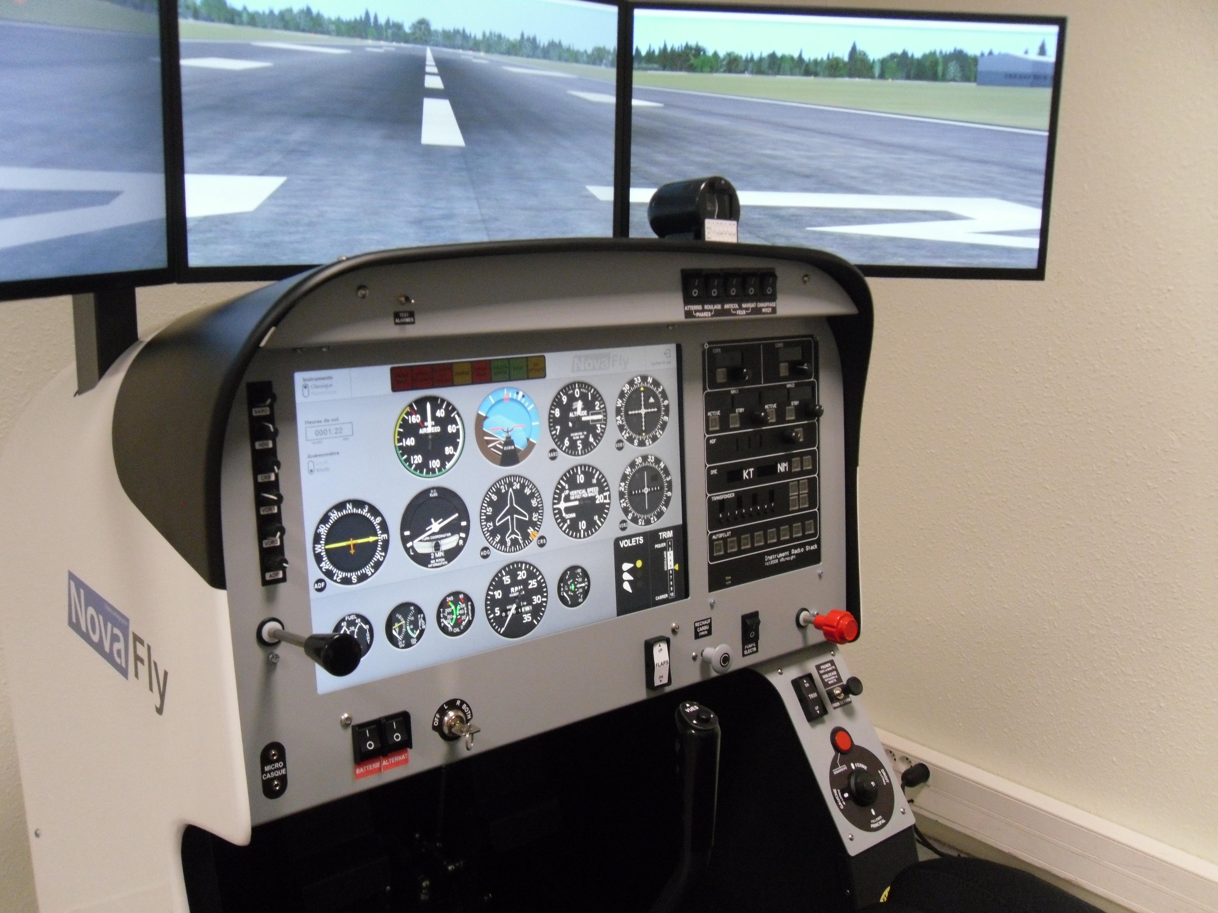 """Résultat de recherche d'images pour """"simulateur de vol"""""""