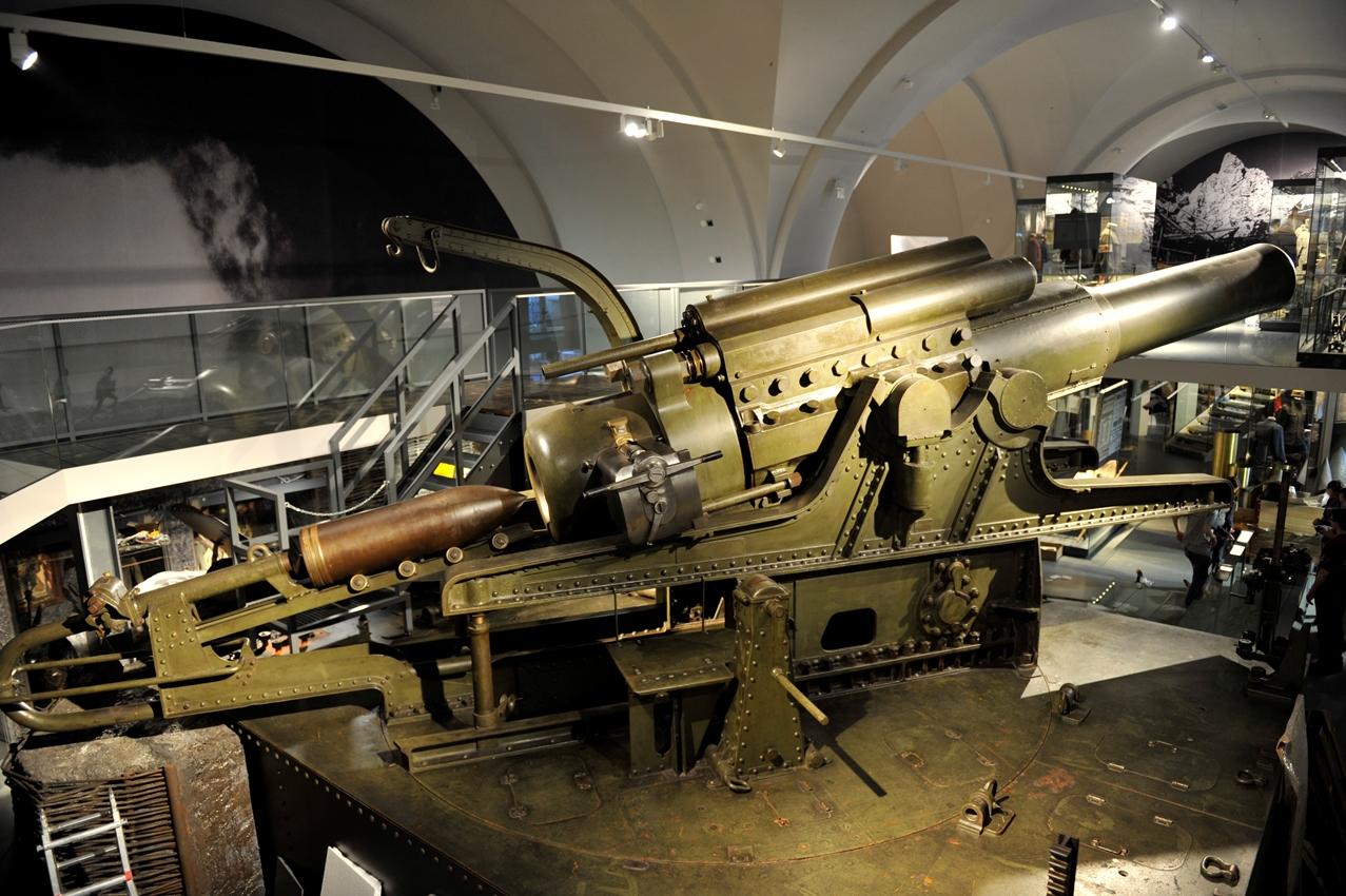 Skoda380mmM1916HeeresgeschichtlichesMuse