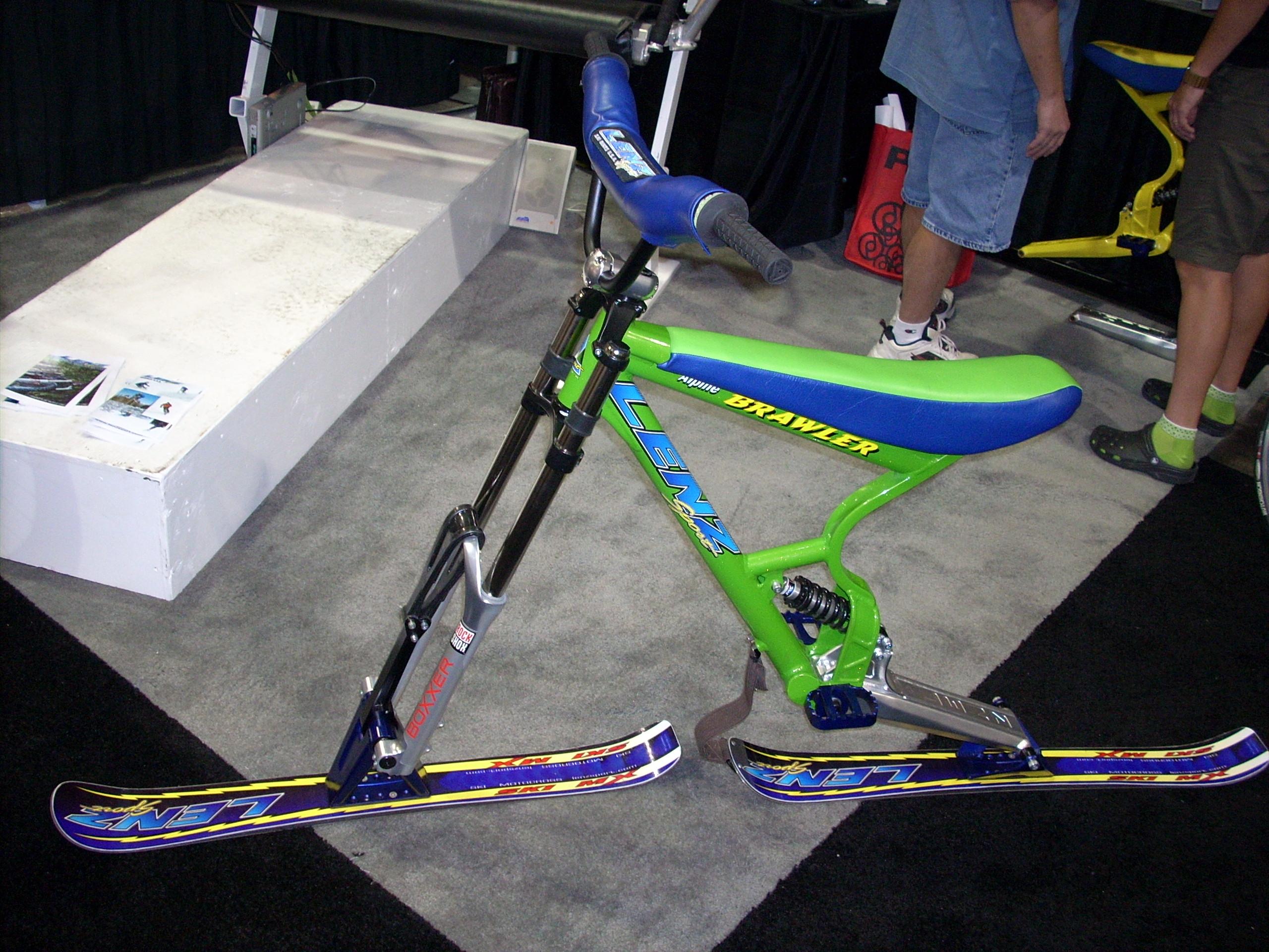 Snow Bike Bmx Crighton