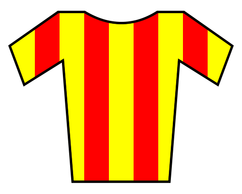 File Soccer Jersey Yellow Red Stripes Png Wikimedia