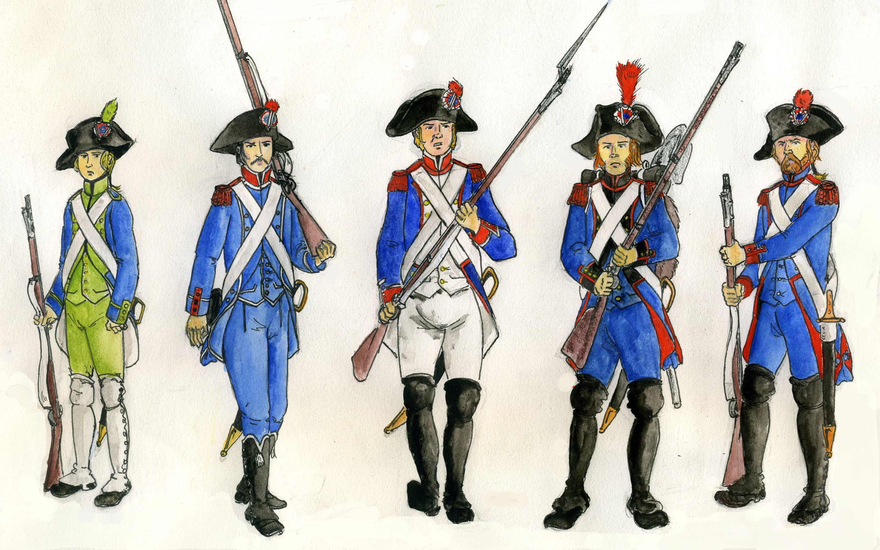 french revolutionary army french republican iers