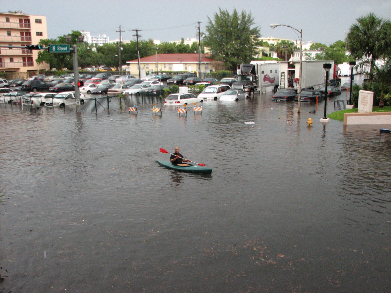 South Floridians want millions from federal government to adapt to rising seas