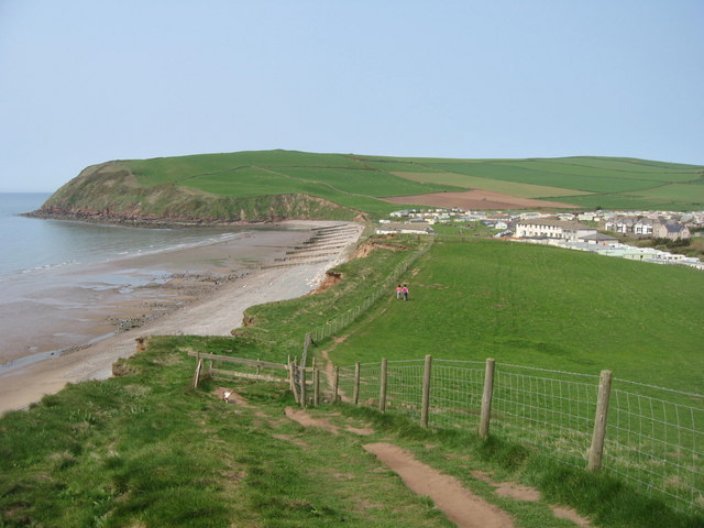 St Bees South Head - geograph.org.uk - 417580