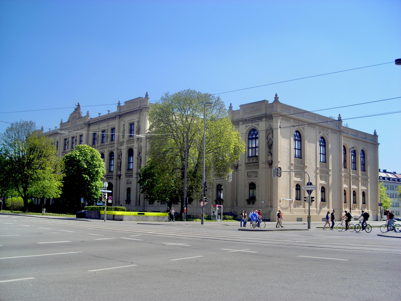 File Staatliches Museum Für Völkerkunde München Gebäude Jpg