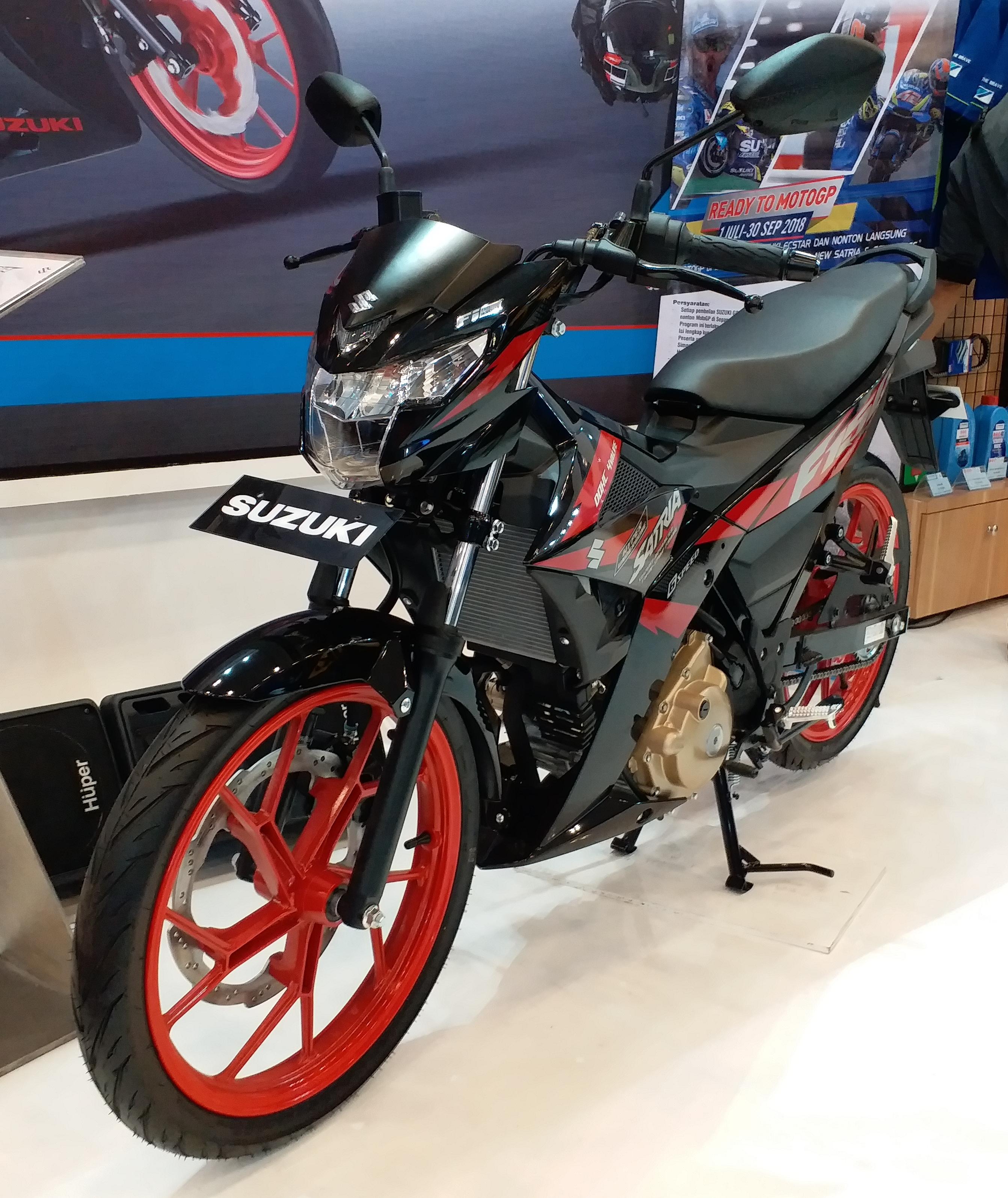 Suzuki raider 150 wikipedia