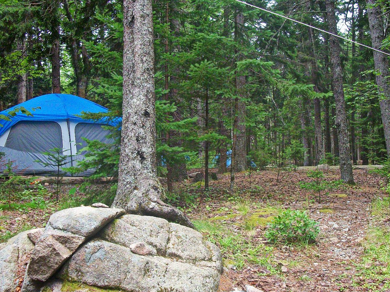 Blackwoods Campground - Wikipedia
