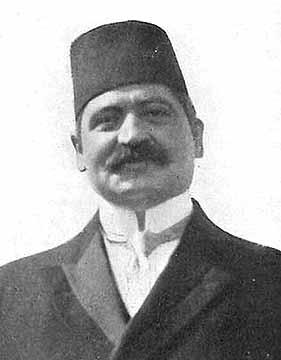 Talât Pascha, Mehmed