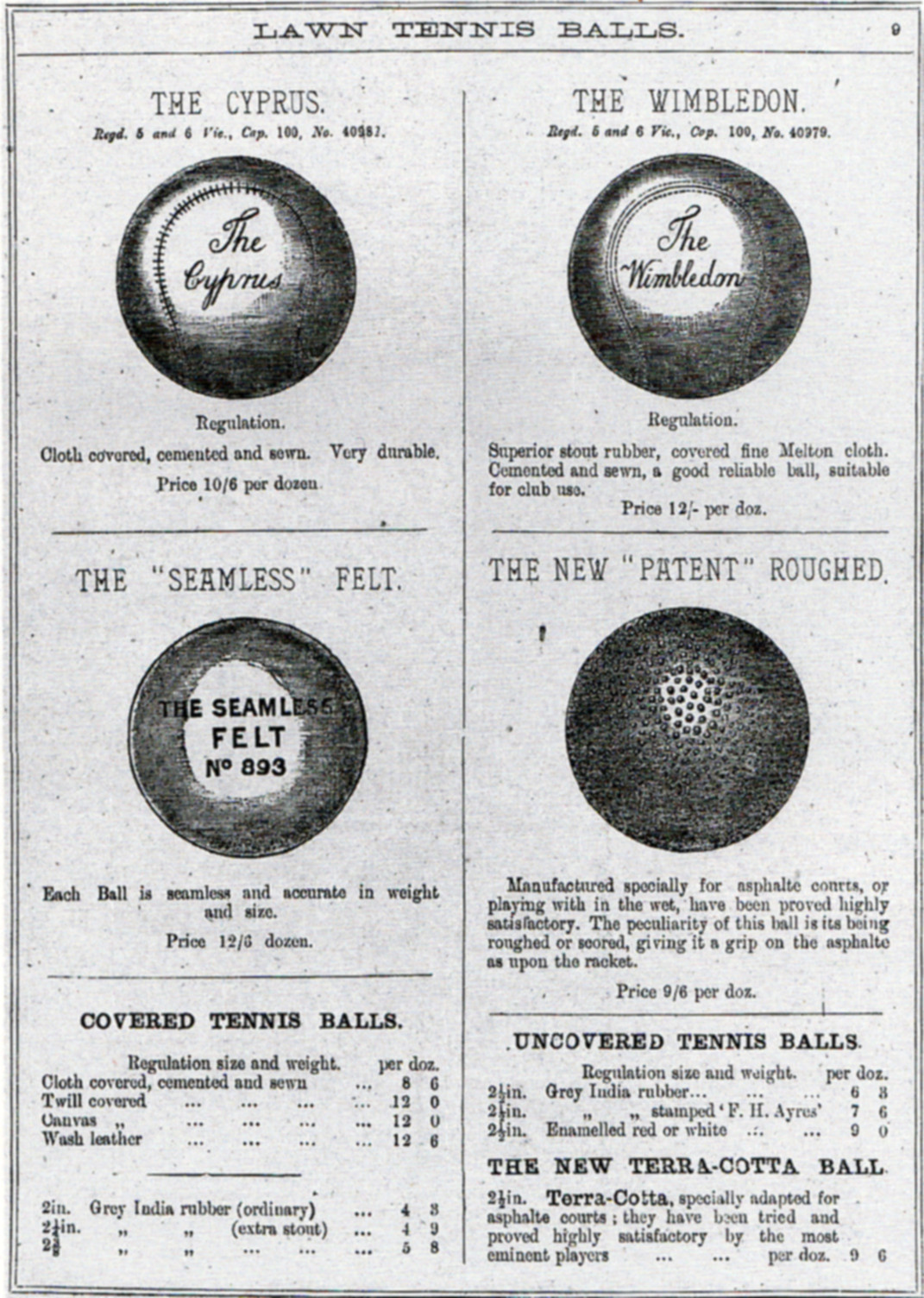File Tennis Balls Advertisement 19th Century Jpg Wikipedia