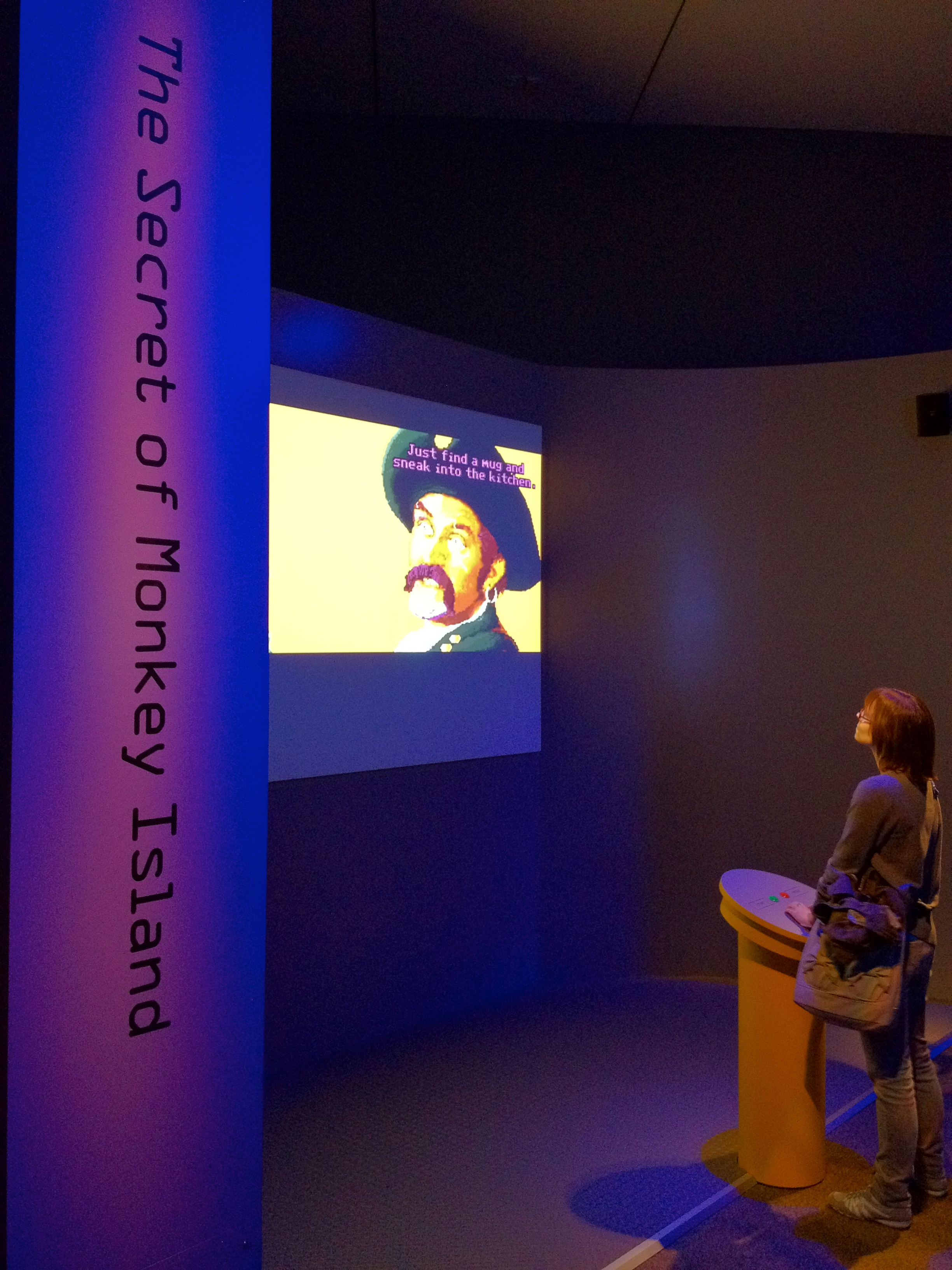 The Art of Video Games 2012 (6994361925).jpg Exhibit at the Smithsonian American Art Museum (March 16, 2012 - September 30, 2012) Photos from