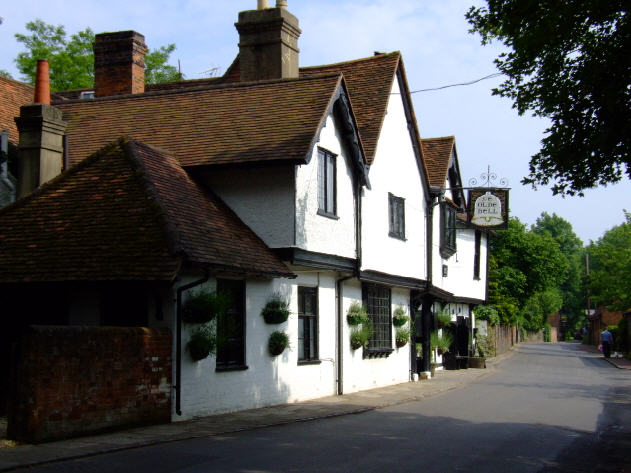 The Olde Bell, Hurley