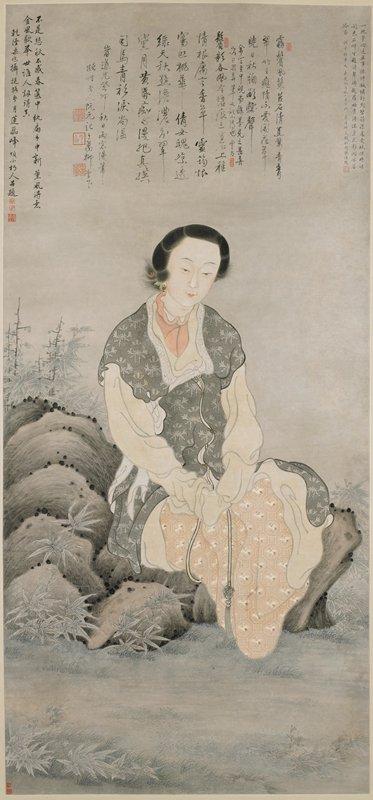 Su Xiaoxiao chinese courtesan