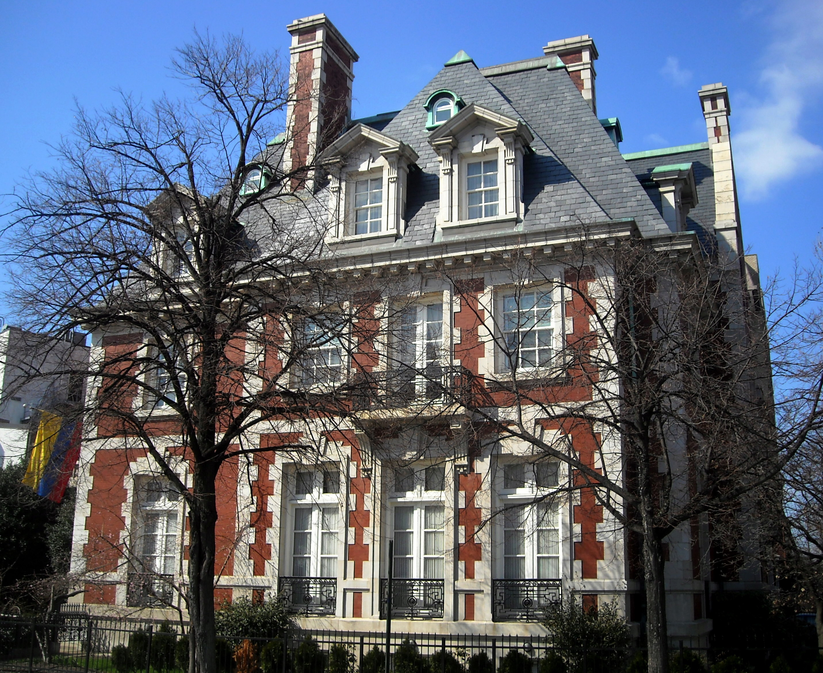 File thomas t gaff house dupont circle jpg wikimedia for Dupont house