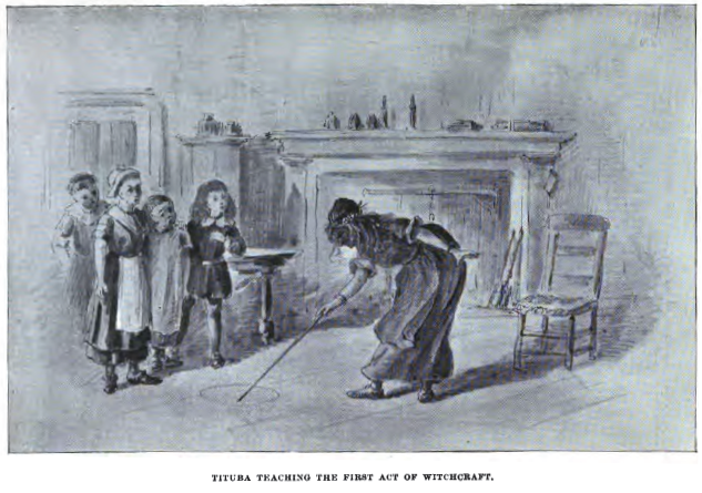 "salem witch trials children s meanness and Their god had to be prayed to daily, their god would appoint ""ministers of the faith"" who would lead congregations like a ram herding sheep into judgemental assemblies in vocal or silent prayer while calling out witches, warlocks, and disbelievers for execution as with the salem witch trials the colonial christians."