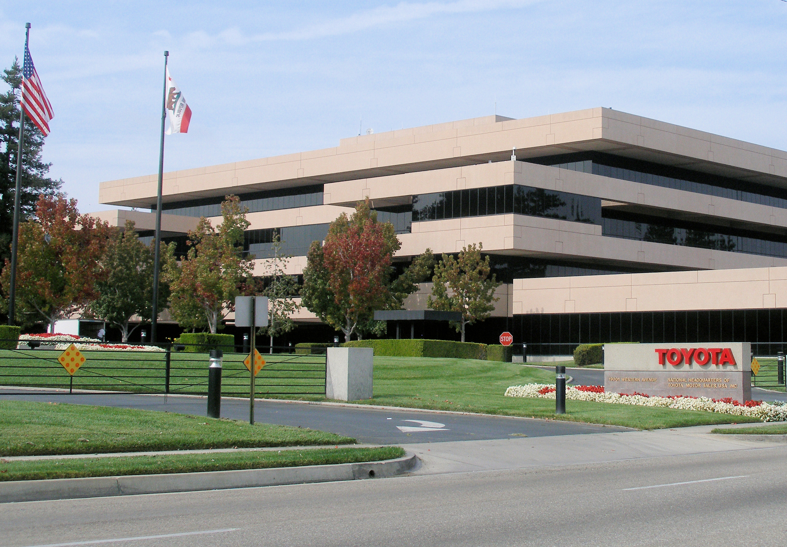Toyota Headquarters Plano Texas >> Toyota Motor Sales Usa Wikipedia