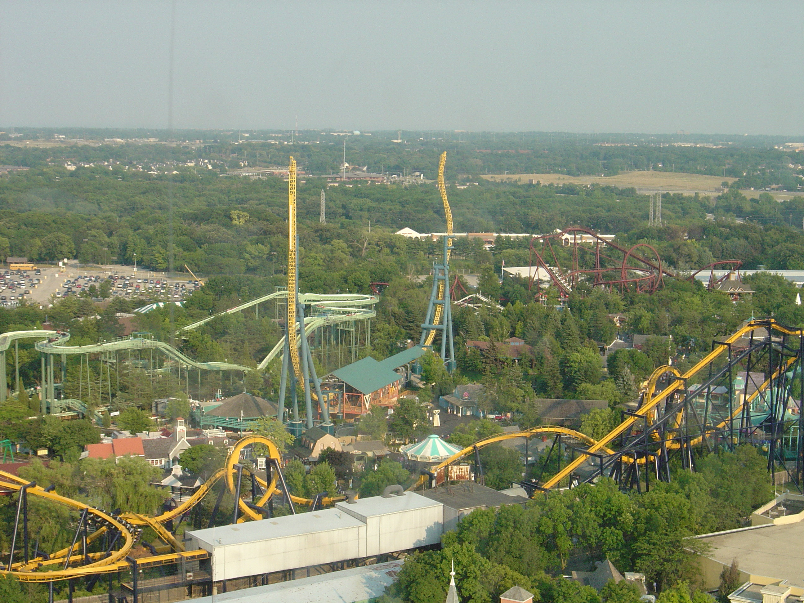 six flags great america opening day 2015