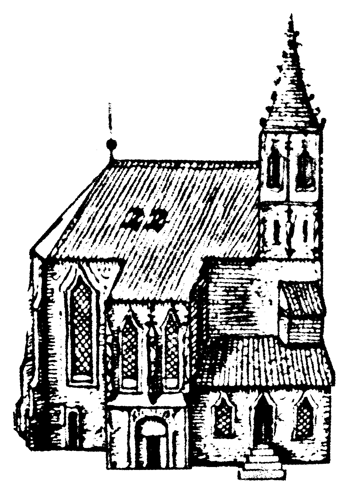 Vergilius Chapel - Wikipedia