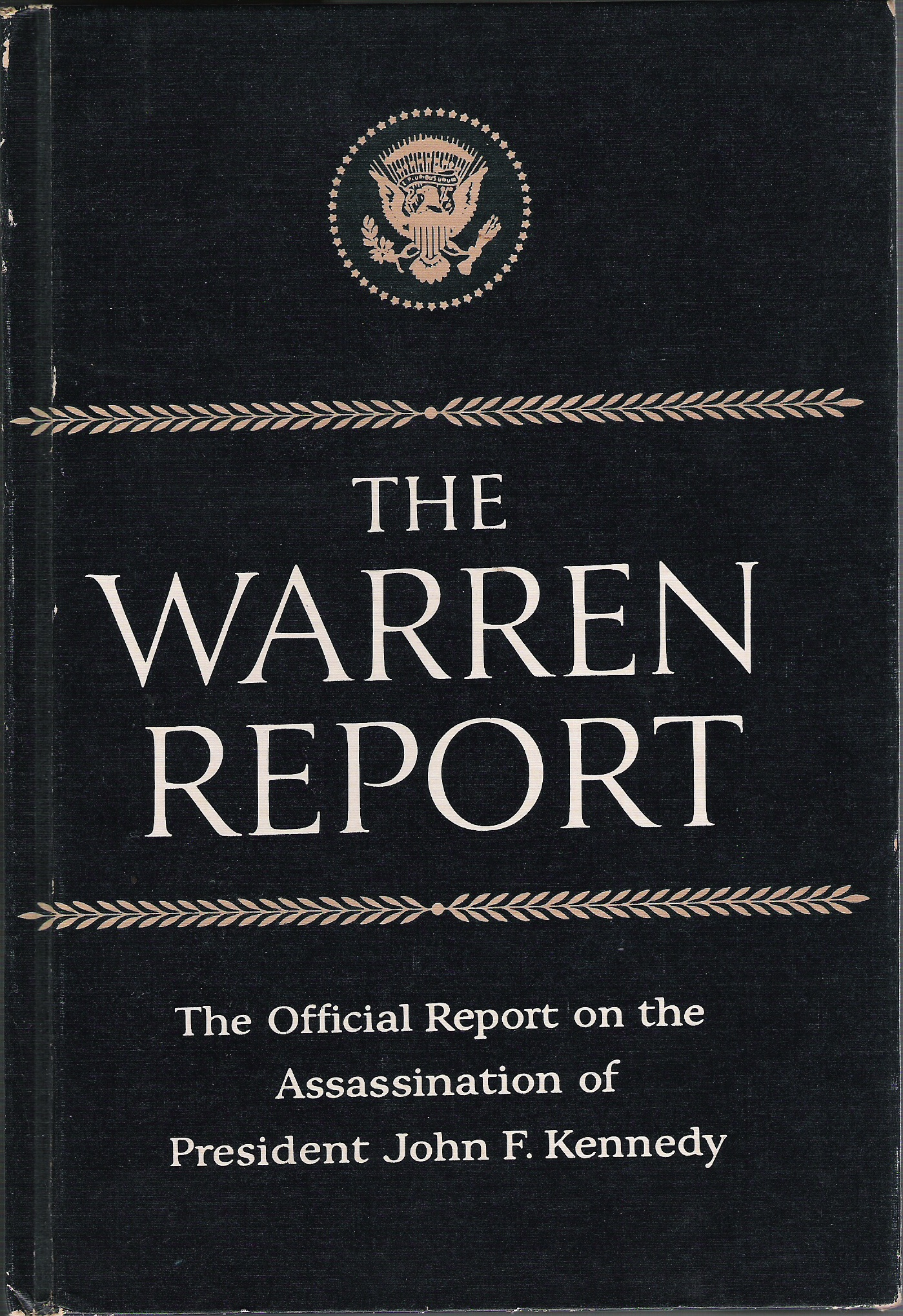 The warren commission book