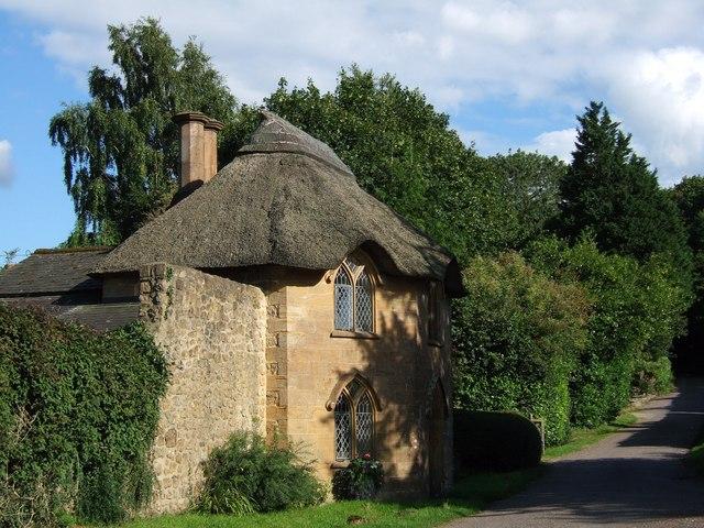 West Lodge, Dillington Park - geograph.org.uk - 513353