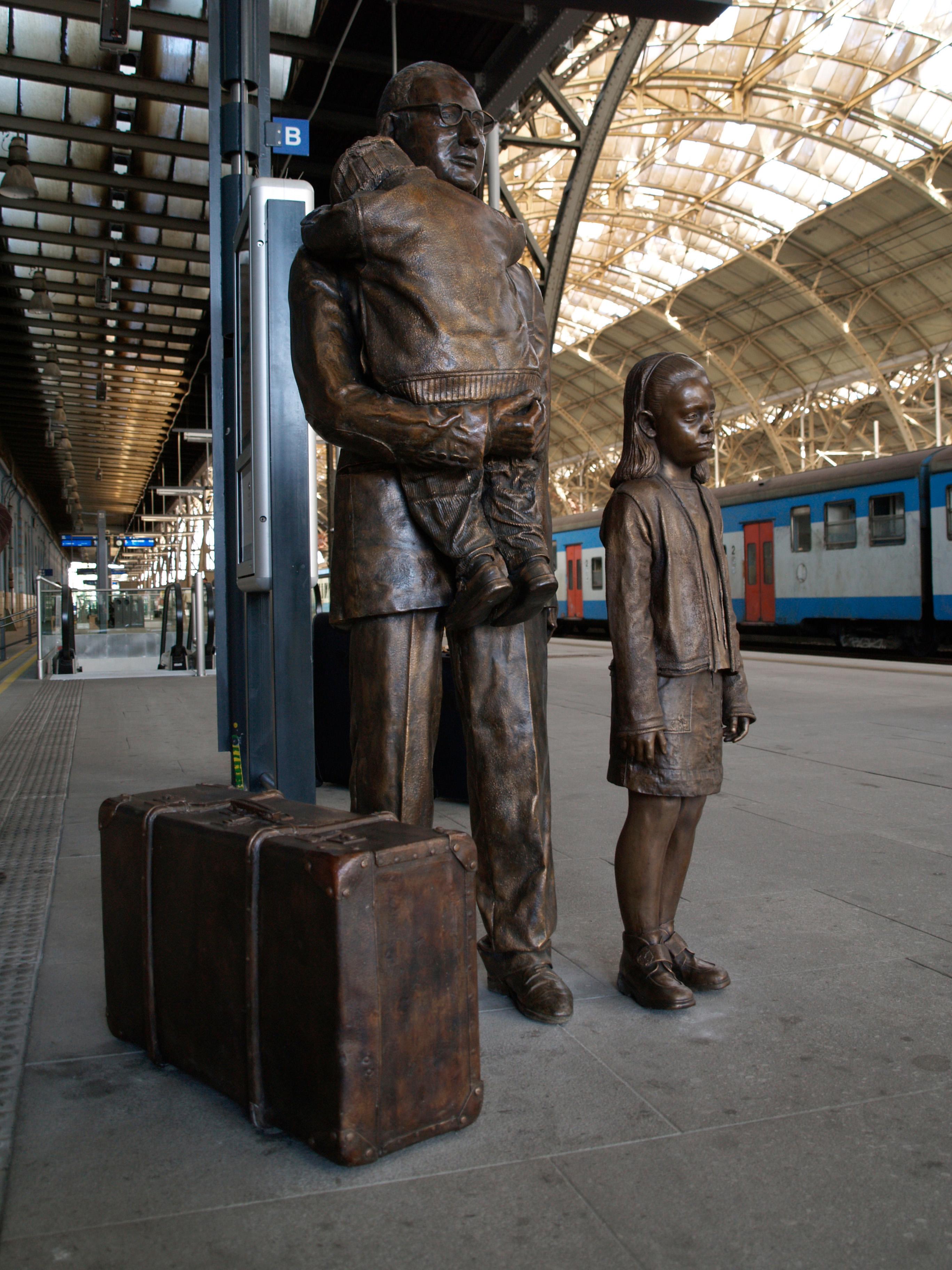 Winton Statue