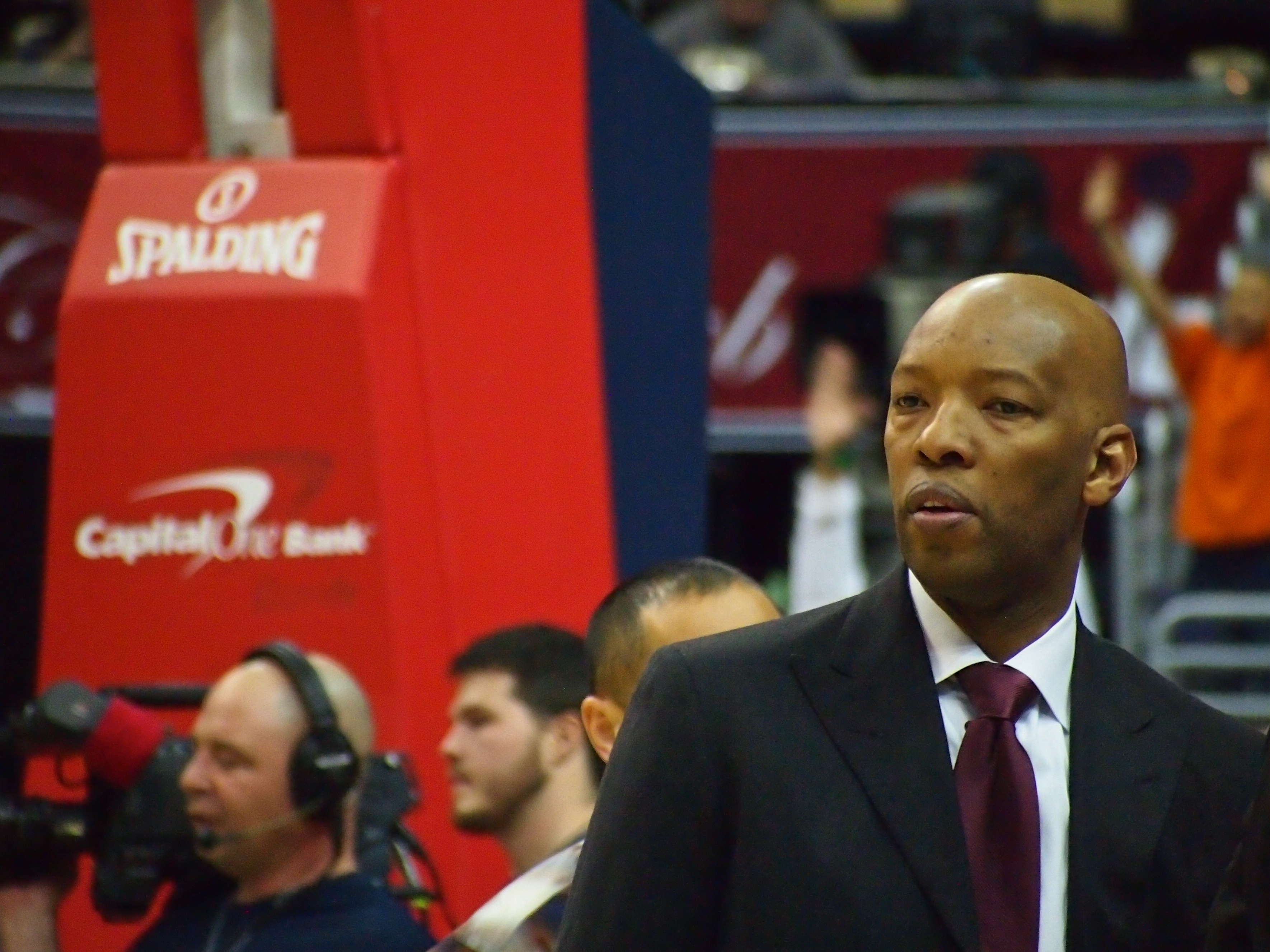 File Wizards Assistant Coach Sam Cassell Wikimedia mons