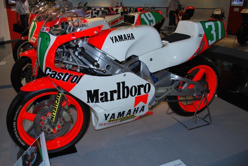 Yamaha Yzr 250 Wikipedia