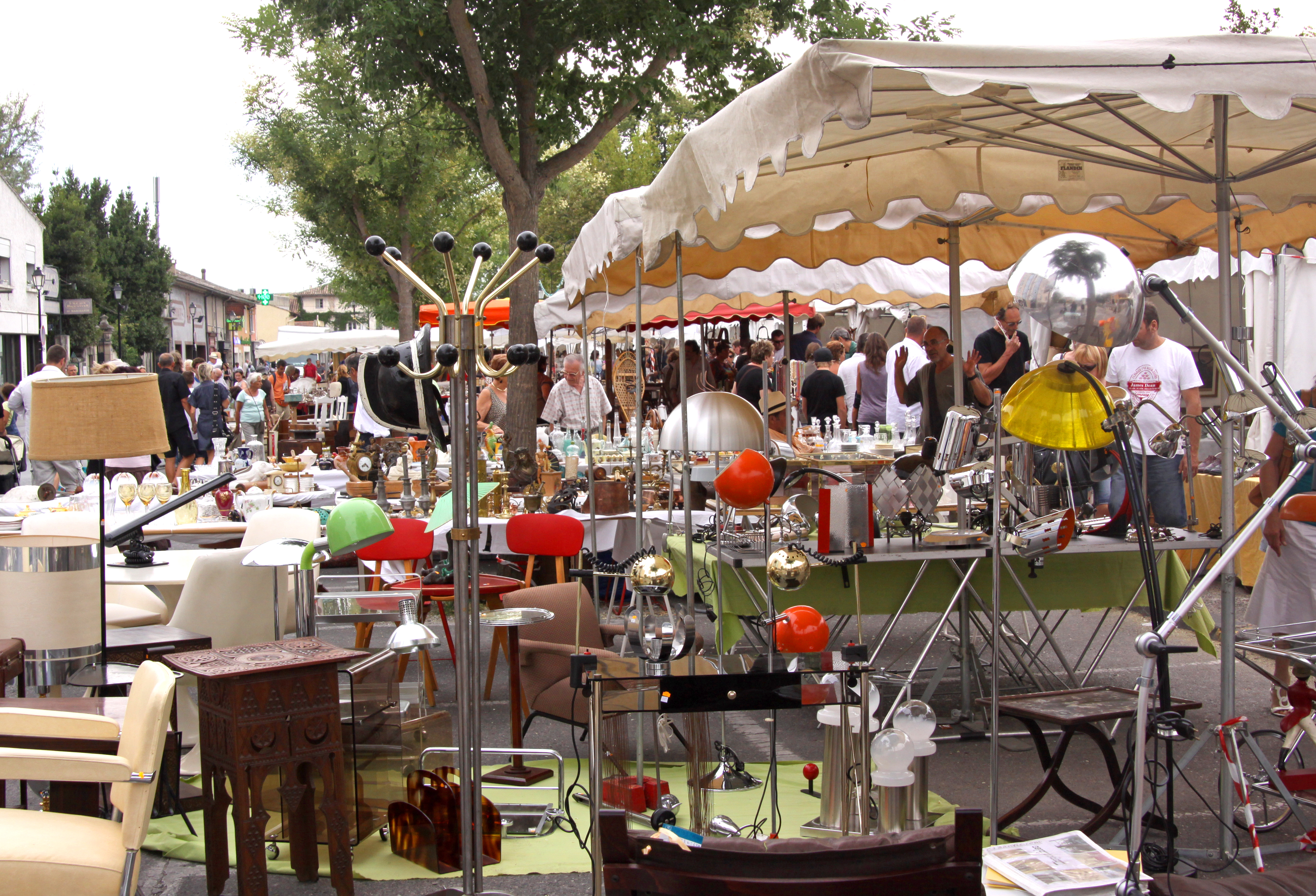 Photos De La Brocante Guidel 56520