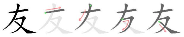 友 — Wiktionnaire 友 Définition, traduction, prono