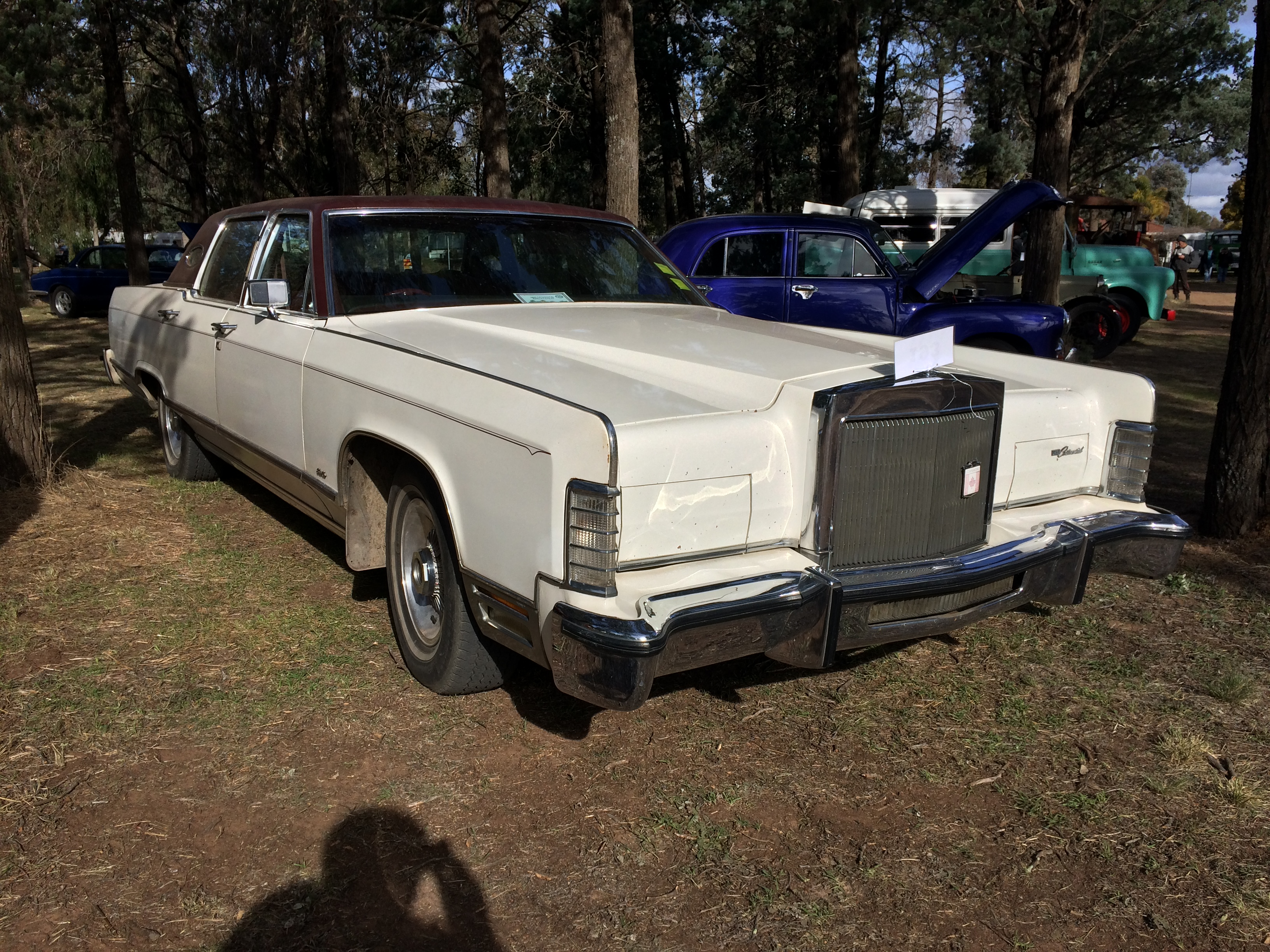 File 1978 79 Lincoln Continental Town Car At The 2017 Riverina
