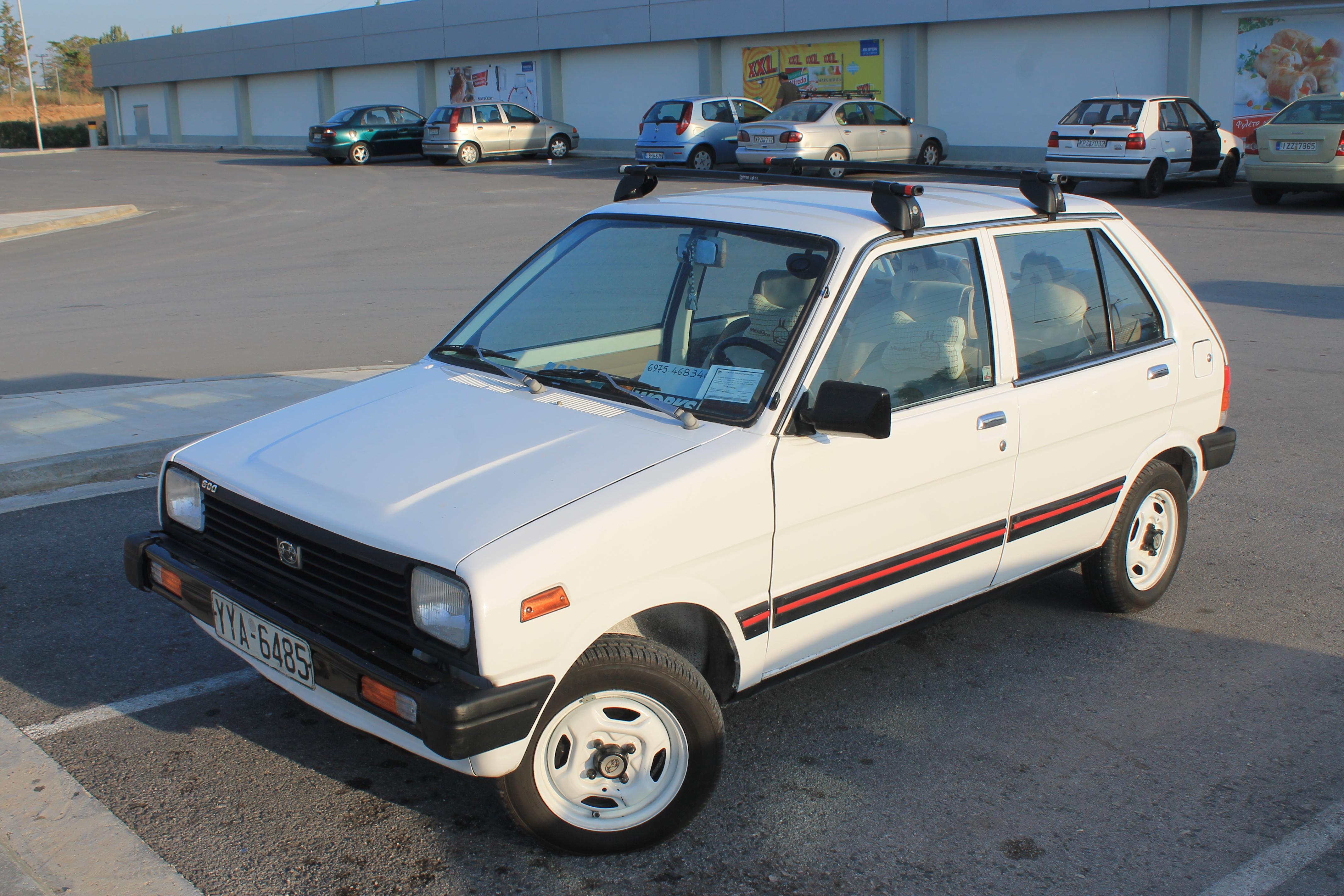 File 1981 85 Subaru 600 Rex 544cc 10348330795 Jpg Wikimedia