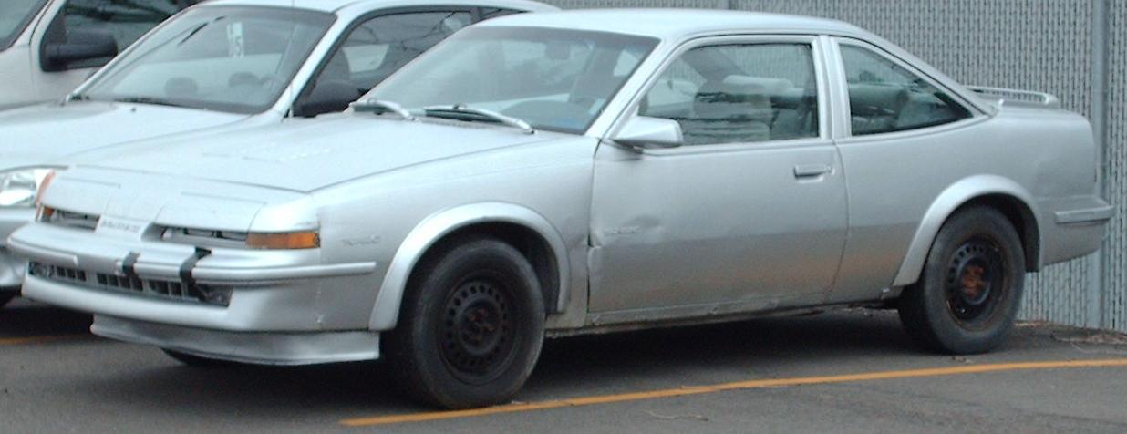 Pontiac Sunbird. File:1988-1991 Pontiac Sunbird