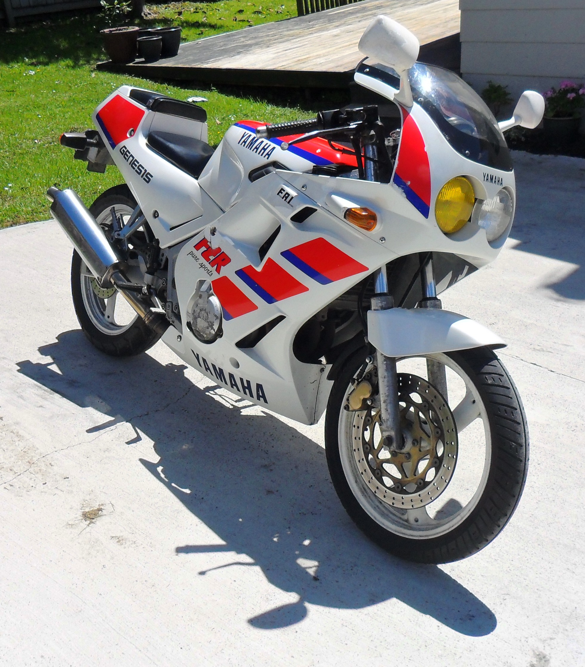 Yamaha Yzf Rr