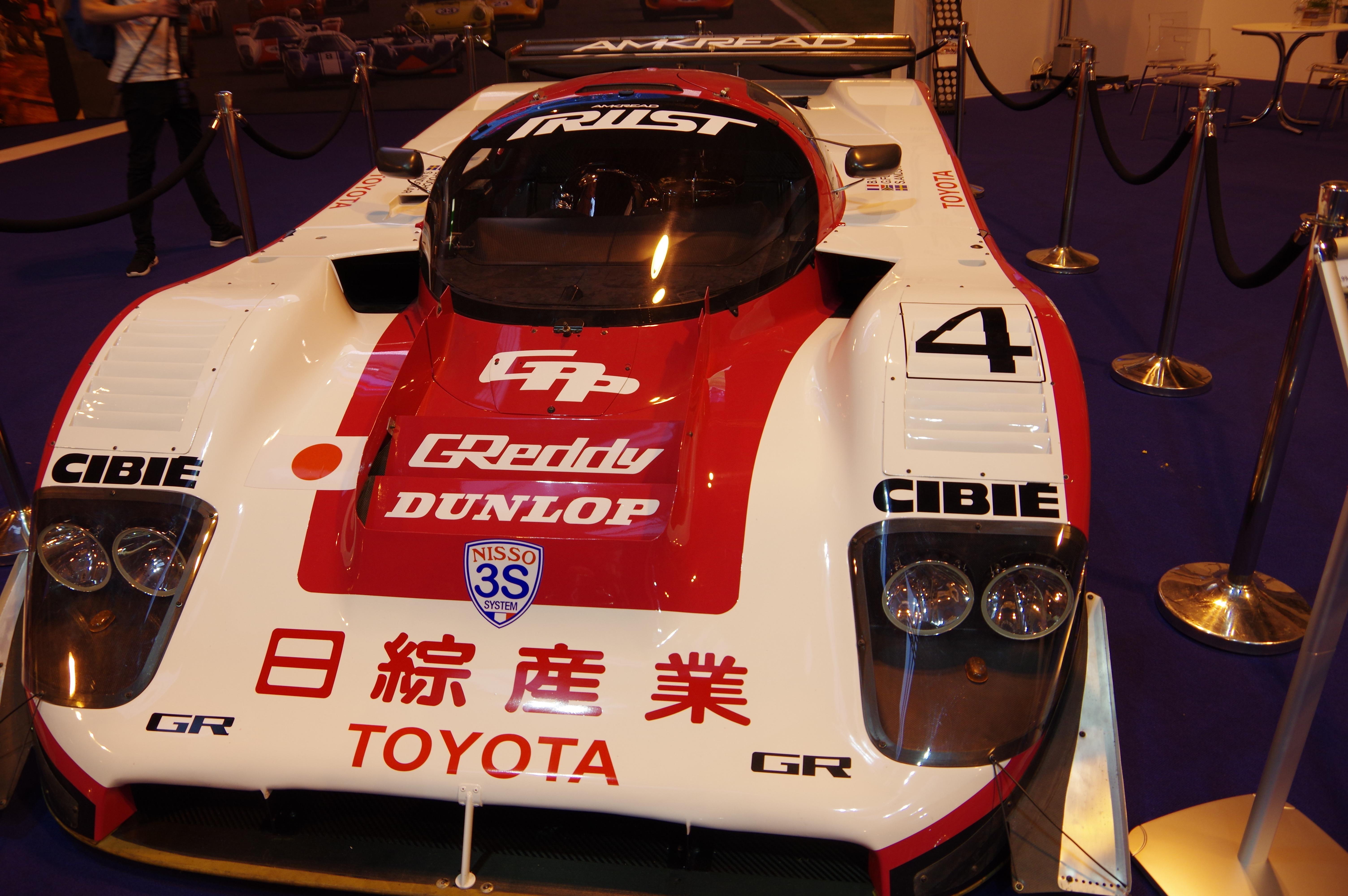 1994 Toyota 94C-V (23914861164).jpg