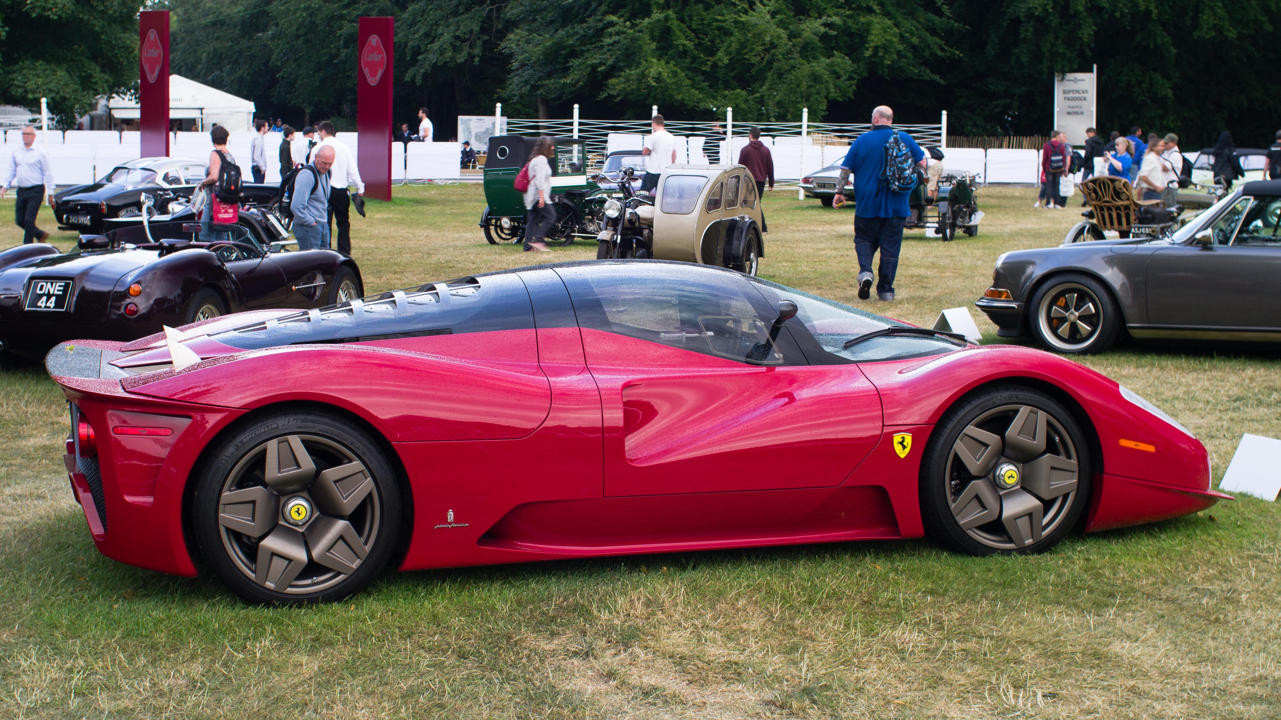 File:2006 Ferrari P45 by Pininfarina 19009965773.jpg  Wikipedia