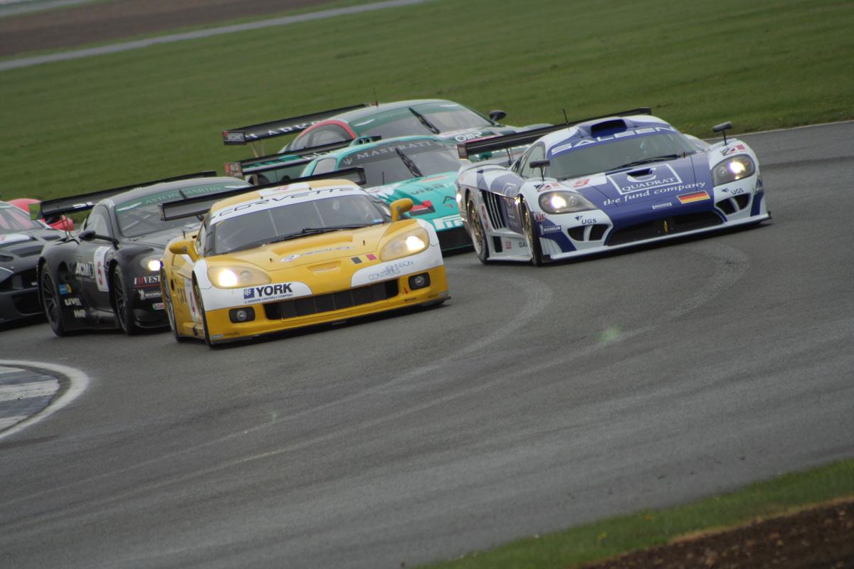 Depiction of Campeonato FIA GT