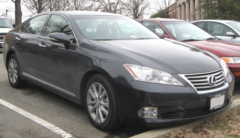 File:2010 Lexus ES350    02 22 2010