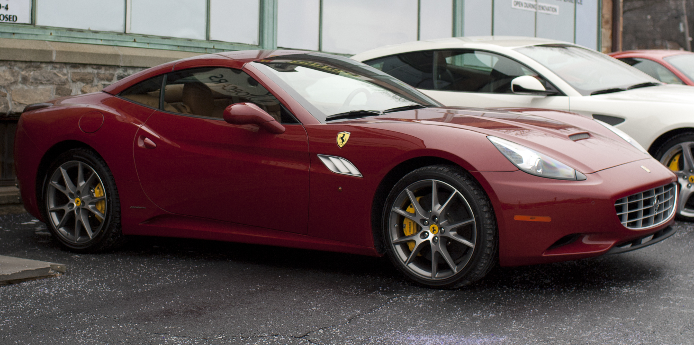 weekend road automobile with review one cover engine ferrari speciale news show handling car more magazine t test california
