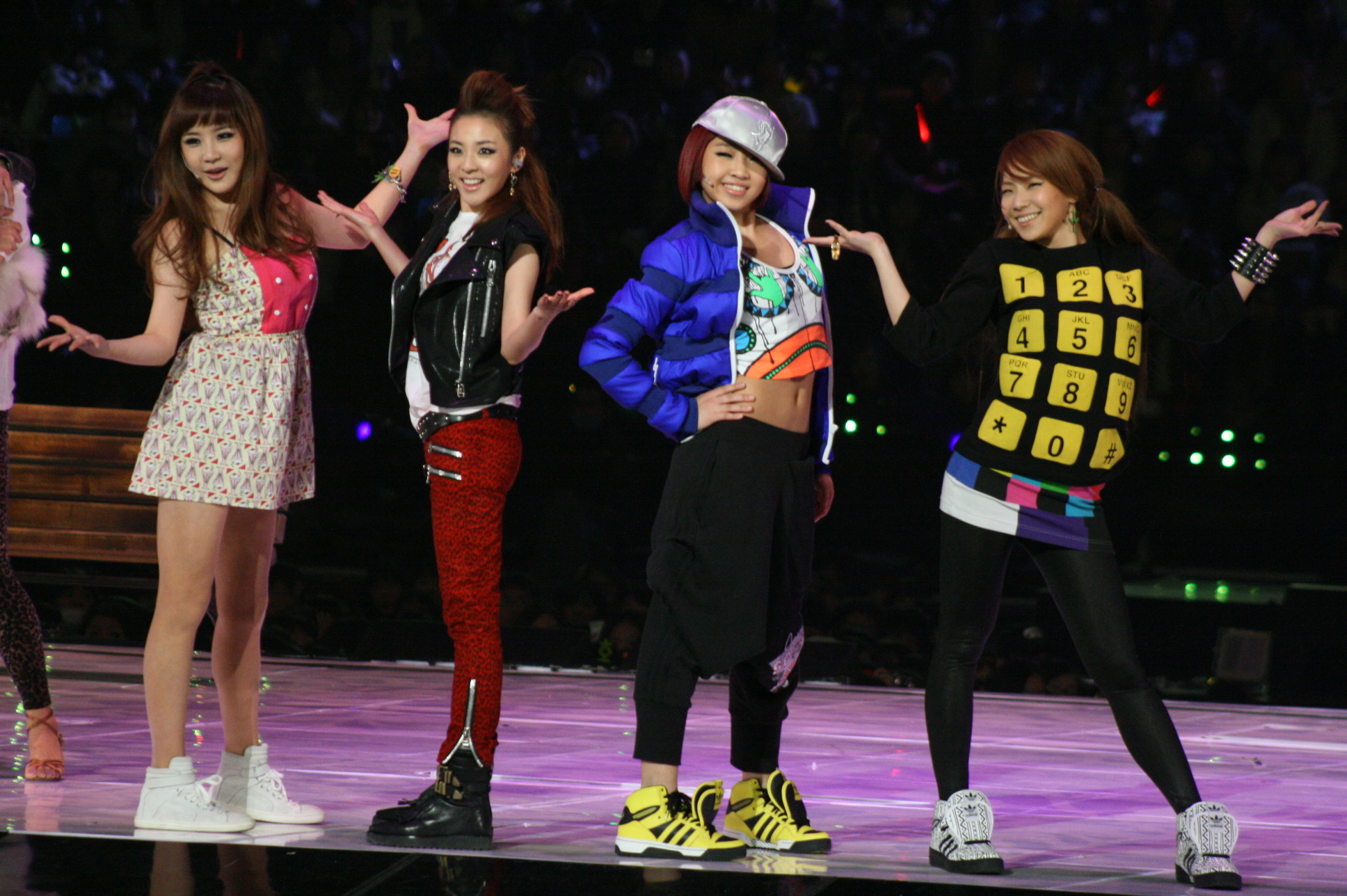 2Ne1 I Am The Best Single list of awards and nominations received2ne1 - wikipedia