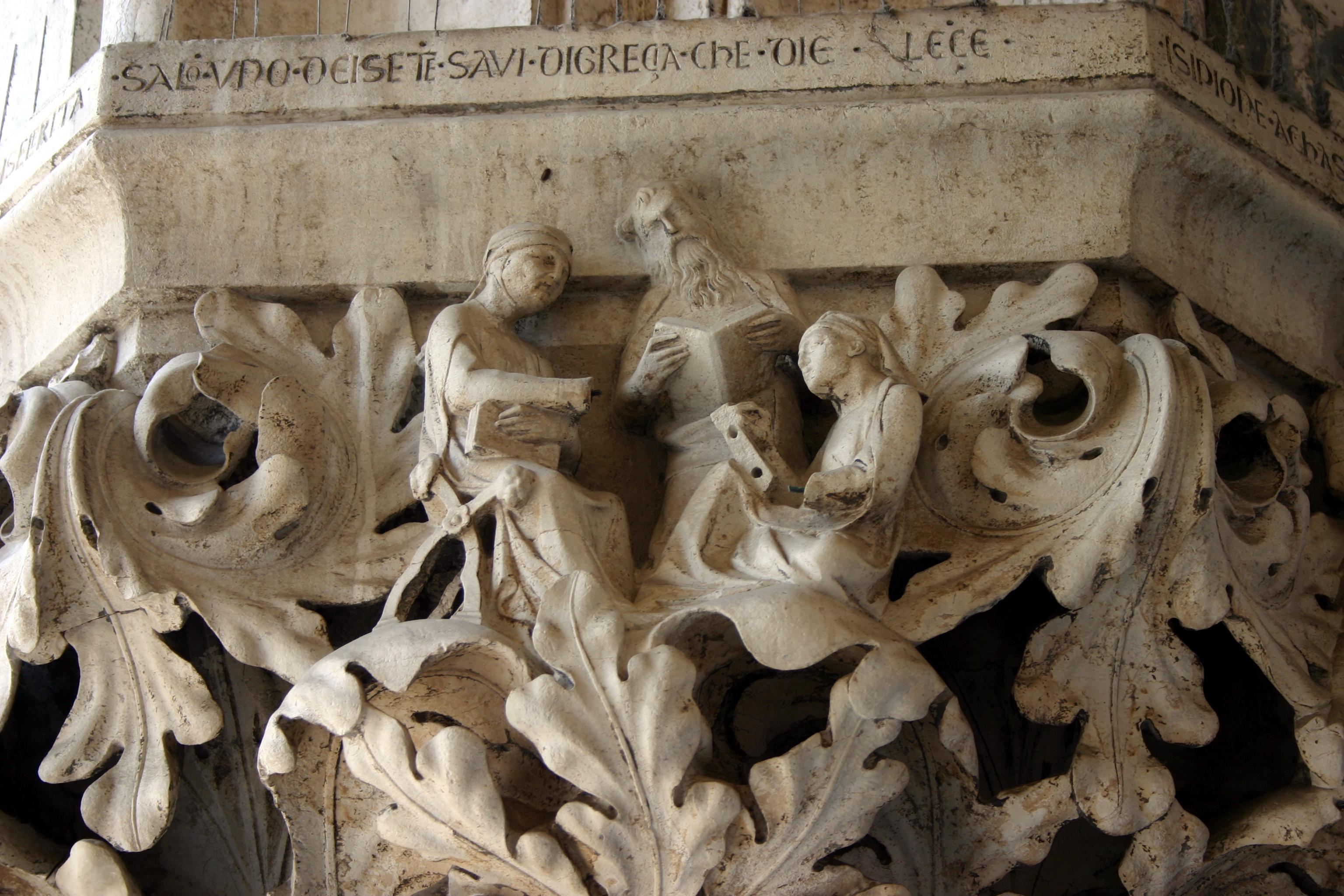 File 4422 venezia palazzo ducale colonna 36 salo for 4 4422 c