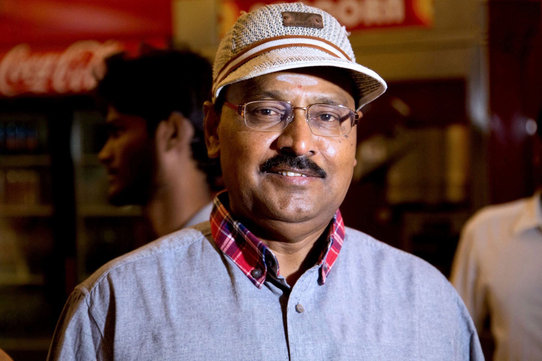 Bhagyaraj appreciates Veerapuraam 220 Movie Producer
