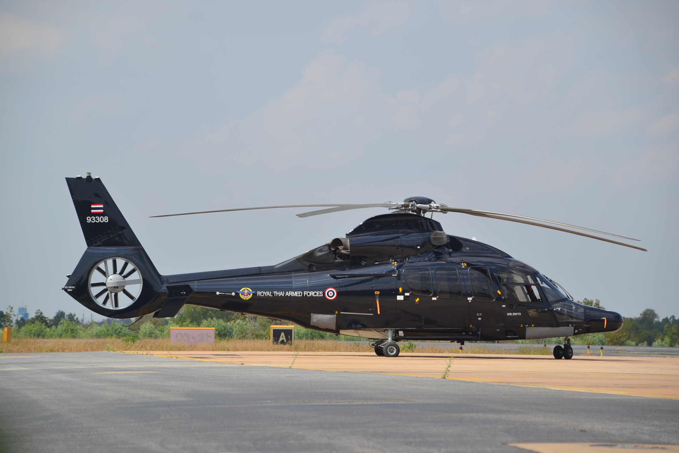 File:Airbus Helicopters EC155 of the Royal Thai Armed Forces