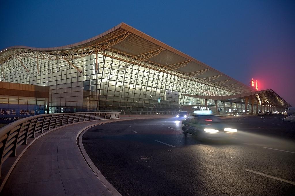 Resultado de imagem para Aeroporto Internacional de Xian Xianyang