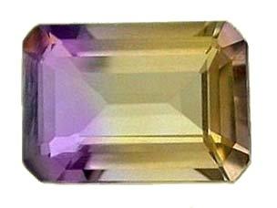 Ametrine Mineral, quartz variety