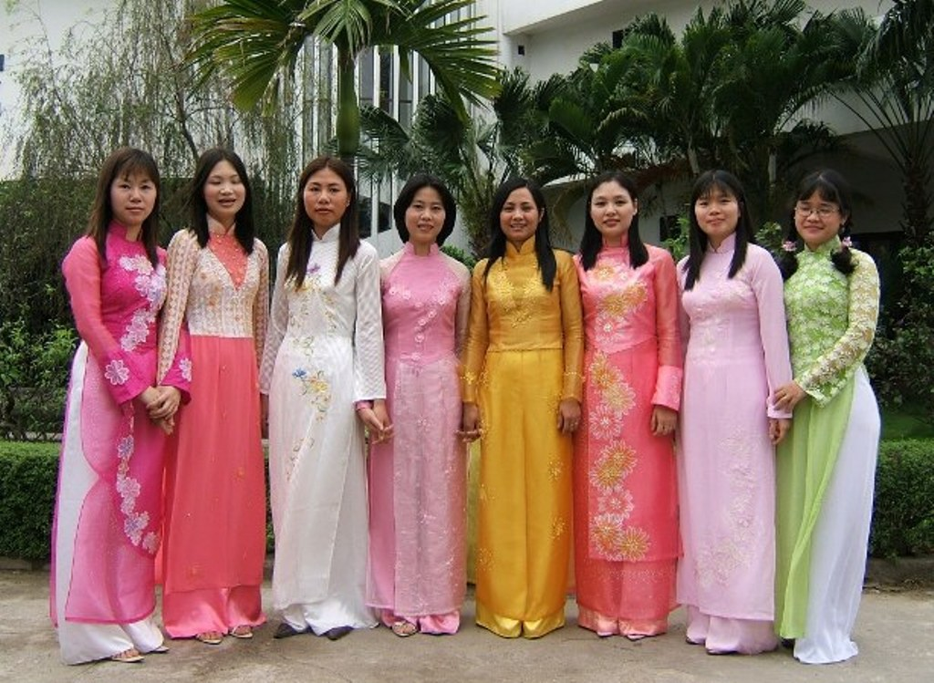 Vietnam Fashion Clothes