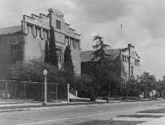 Atwater Avenue Elementary School, photographed in 1926