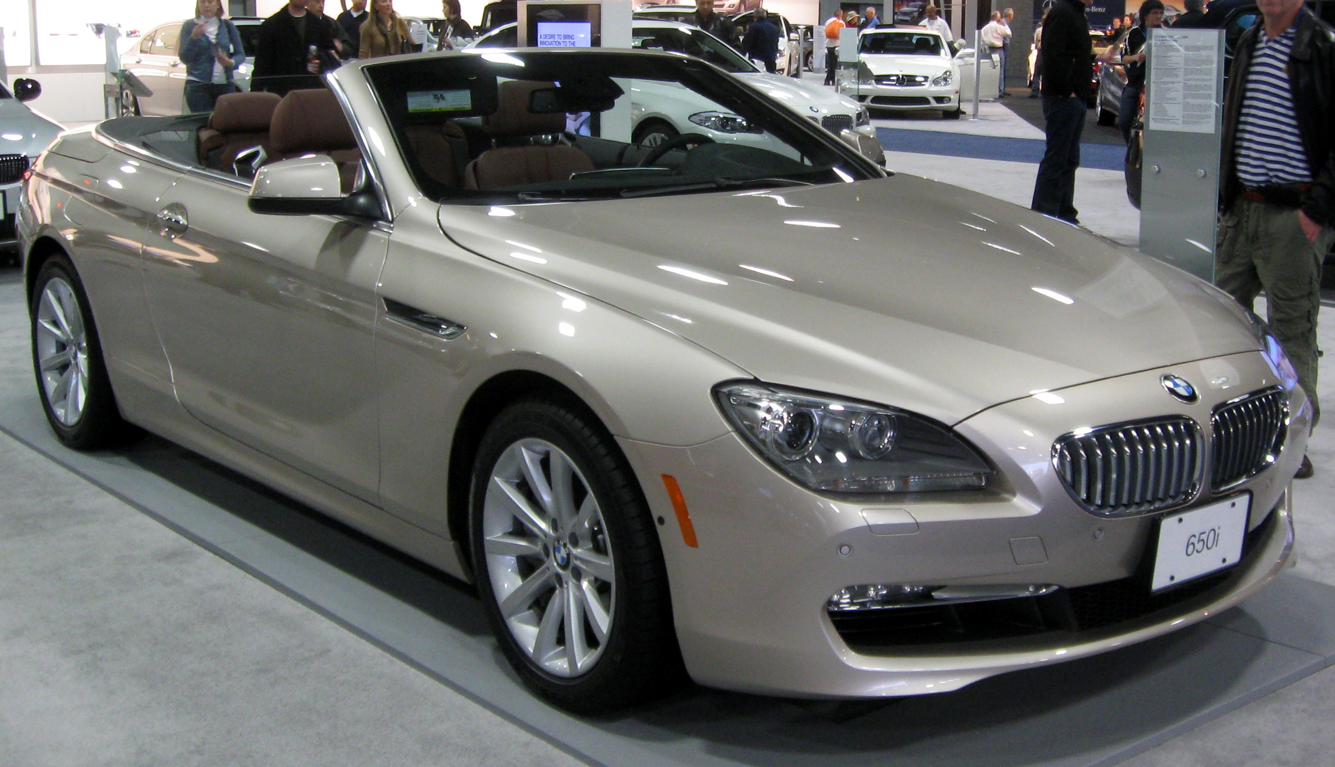 File Bmw 650i Convertible 2011 Dc Jpg Wikimedia Commons