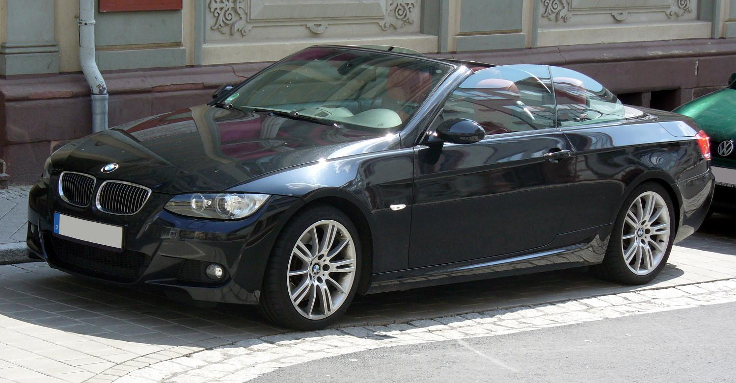 File Bmw E93 M Sport Jpg Wikimedia Commons