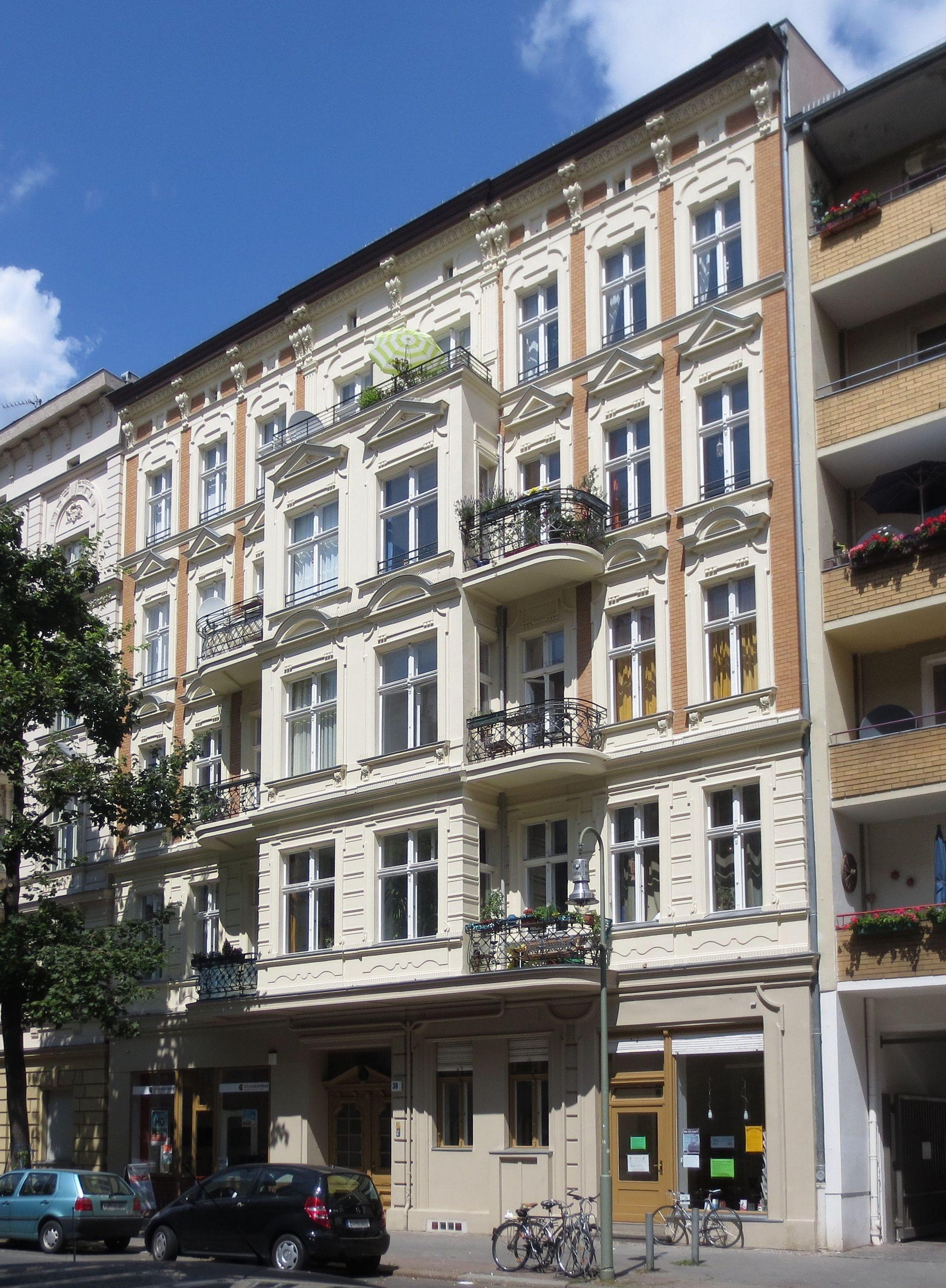 file berlin schoeneberg grossgoerschenstrasse 39 wikimedia commons. Black Bedroom Furniture Sets. Home Design Ideas