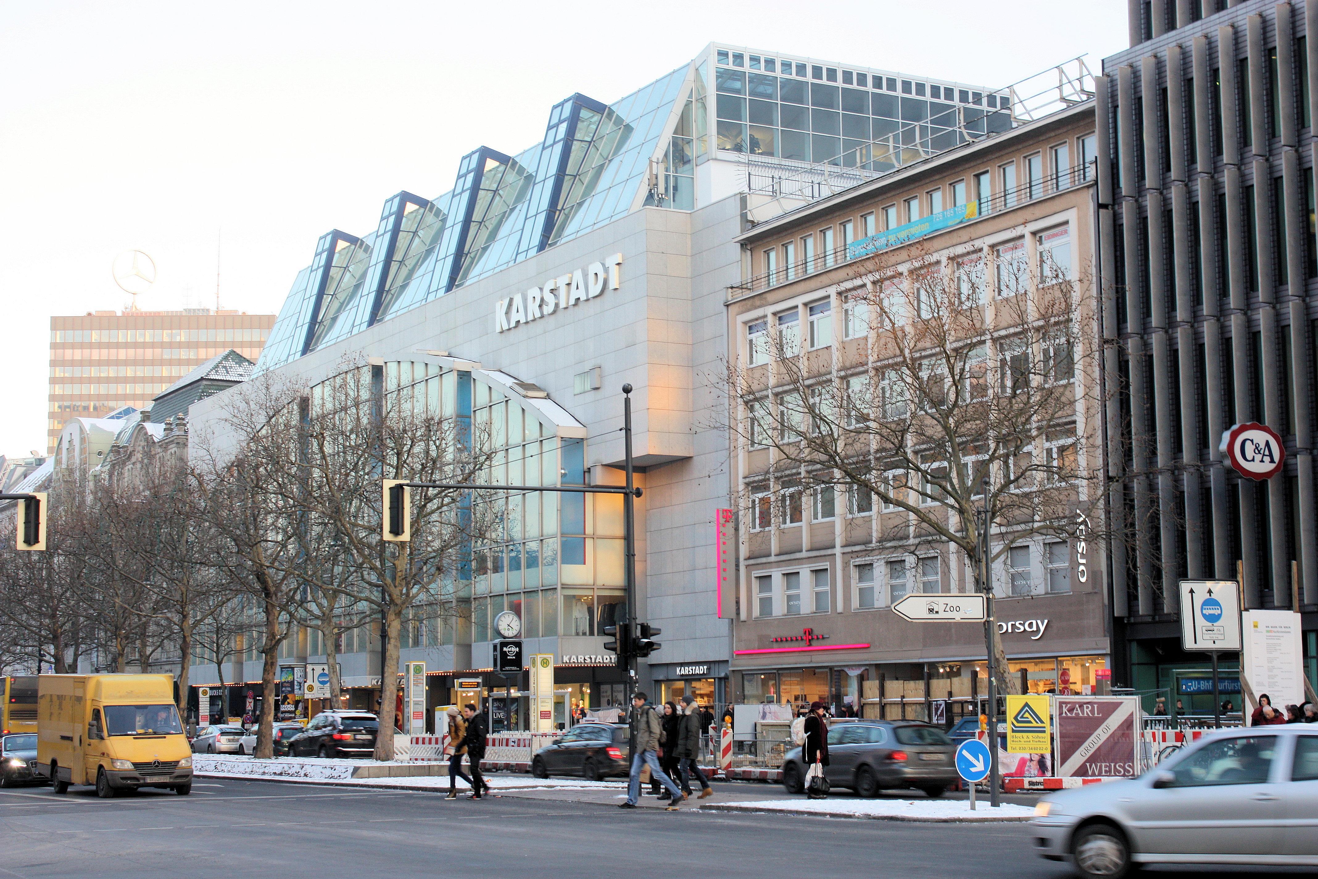 Hermannplatz Berlin Hotel